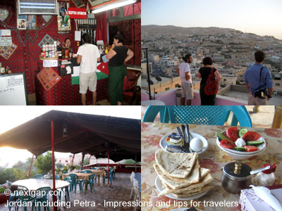 jordan wadi-musa valentine hotel and guesthouse