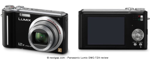 Panasonic Lumix DMC-TZ
